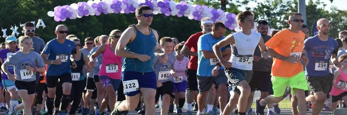 Alexis Thompson Memorial 10K & 2-Person Relay Banner Image