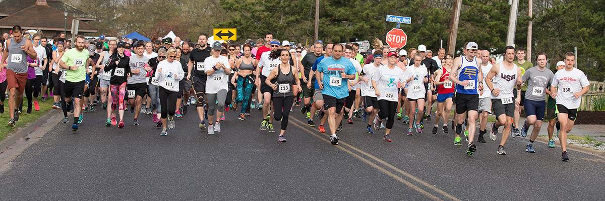 5K Run for the Bay Banner Image