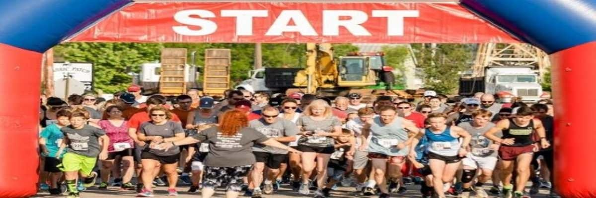 GO GRAY IN MAY 5K FOR BRAIN CANCER RESEARCH & AWARENESS Banner Image