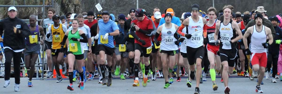 SNICKERS(R) Marathon and Half Marathon Banner Image