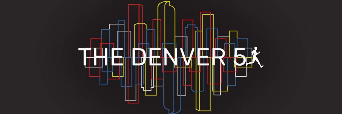 The Denver 5k Banner Image