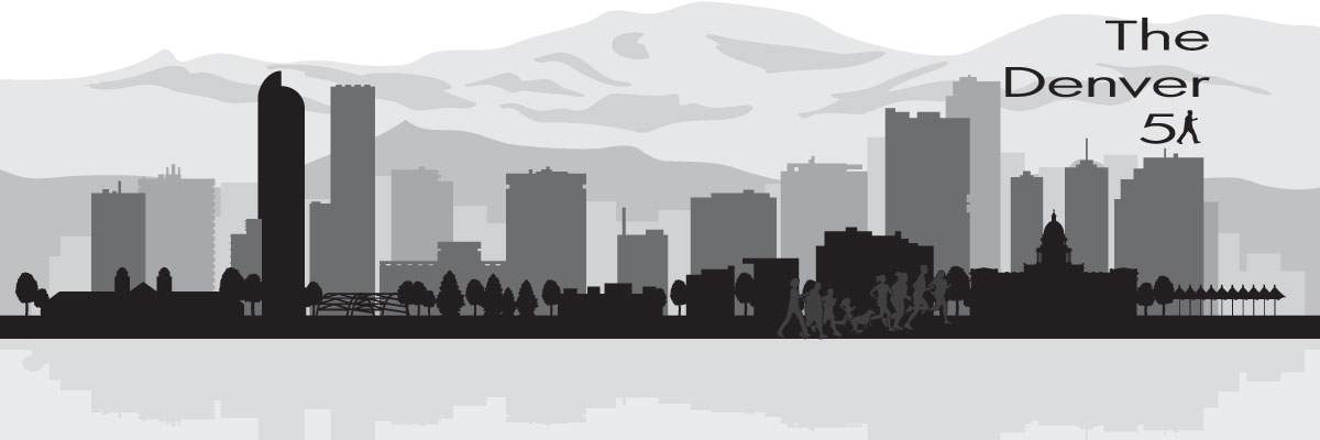 The Denver 5k Banner Image