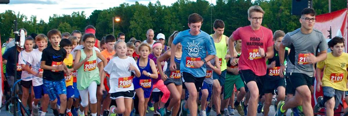 iRun for BYOT 5K & Fun Run Banner Image
