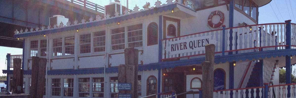 River Queen Cruise Banner Image
