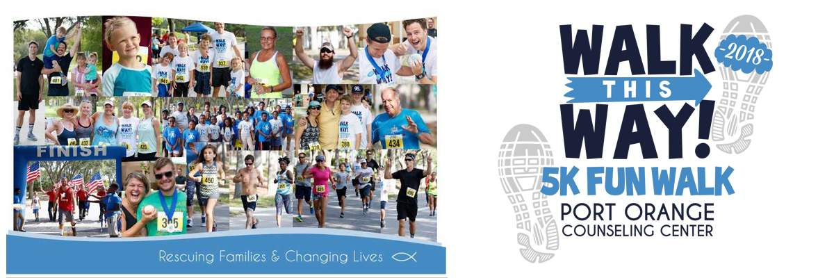 2nd Annual Walk This Way 5k Banner Image
