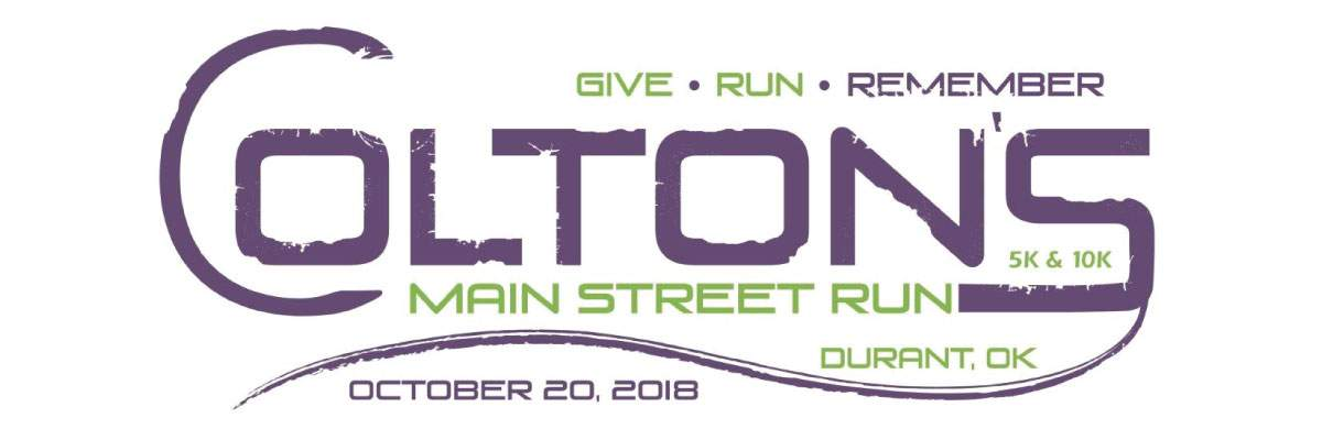 Colton's Main Street Run Banner Image