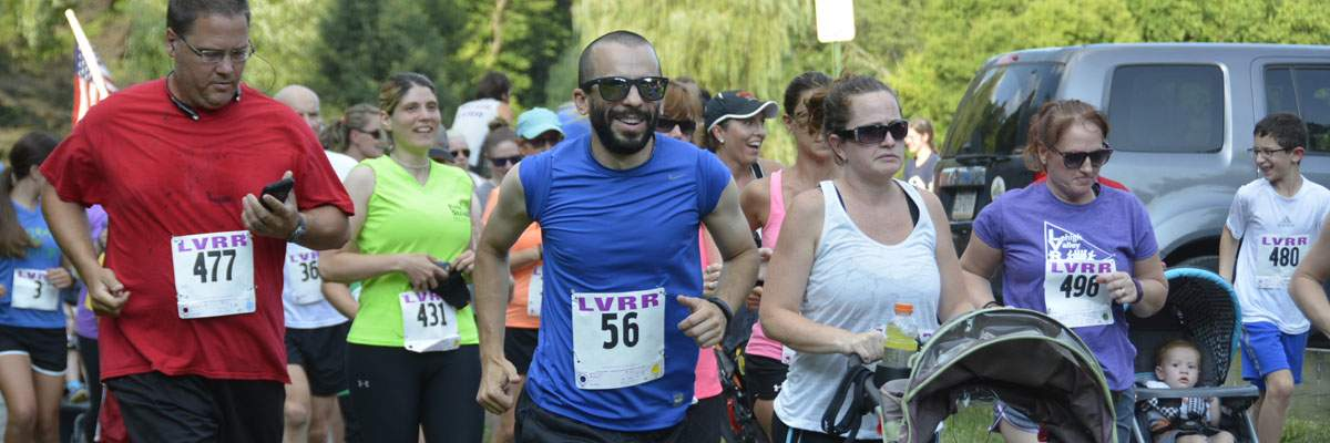 LVRR September Summer Series 5K  Banner Image