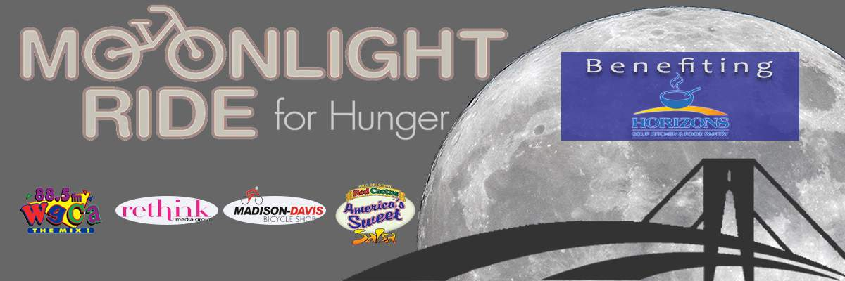 Moonlight Ride for Hunger Banner Image