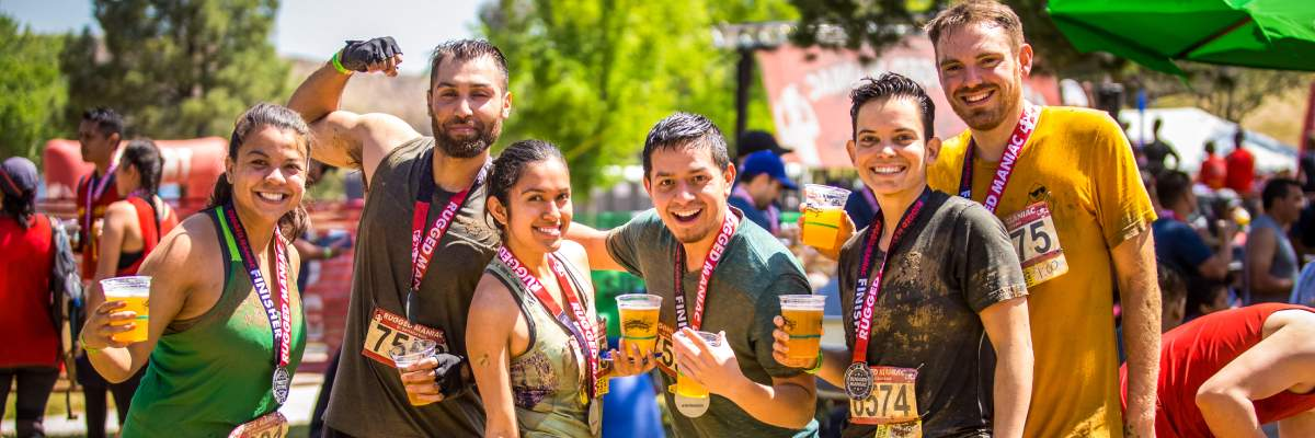 Rugged Maniac - Twin Cities Banner Image