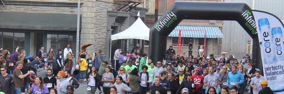 Youth Mentoring Connection presents Miles of Music 5k Banner Image