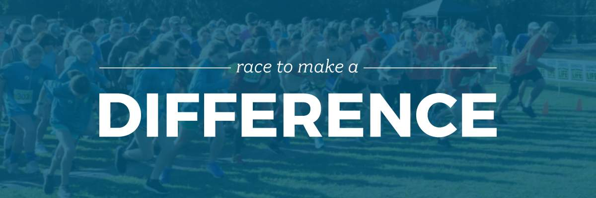 Sharing Hope Race for Life Banner Image