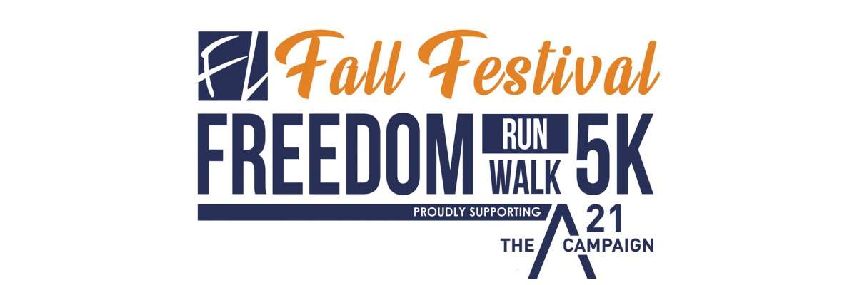 Freedom Life 5K Banner Image