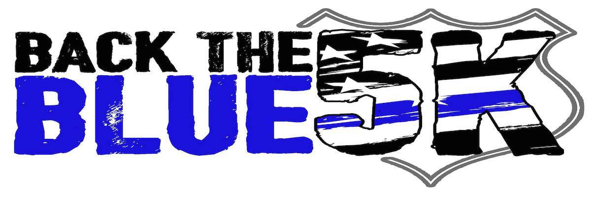 Back the Blue 5K Banner Image