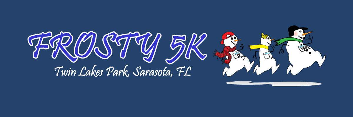 The Frosty 5K Banner Image