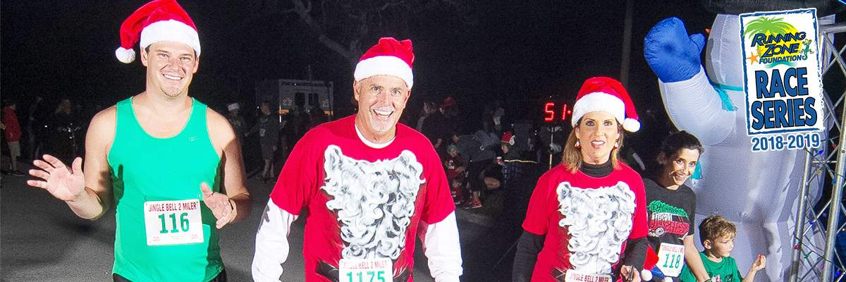Jingle Bell 2 Miler Banner Image