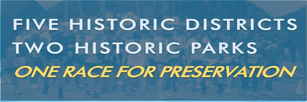 2019 Race for Preservation 5K/10K Banner Image