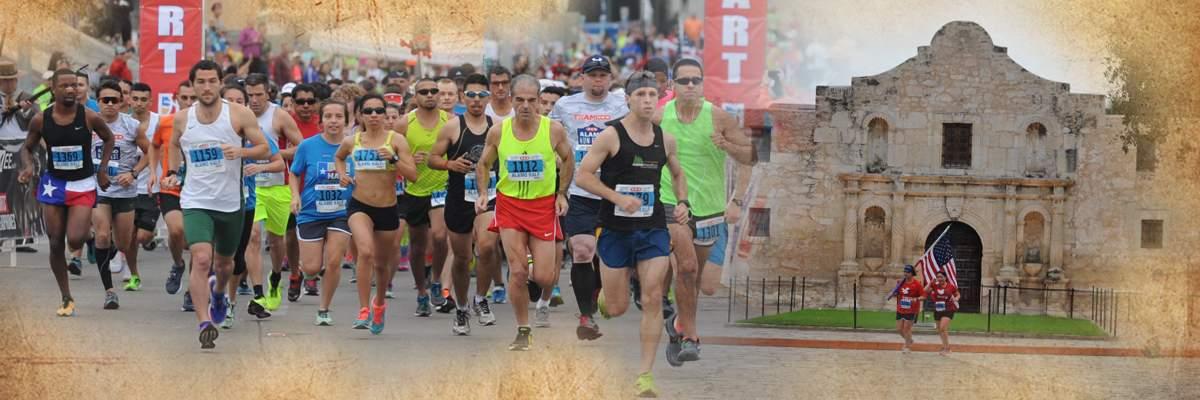 Alamo Run Fest - CANCELED Banner Image