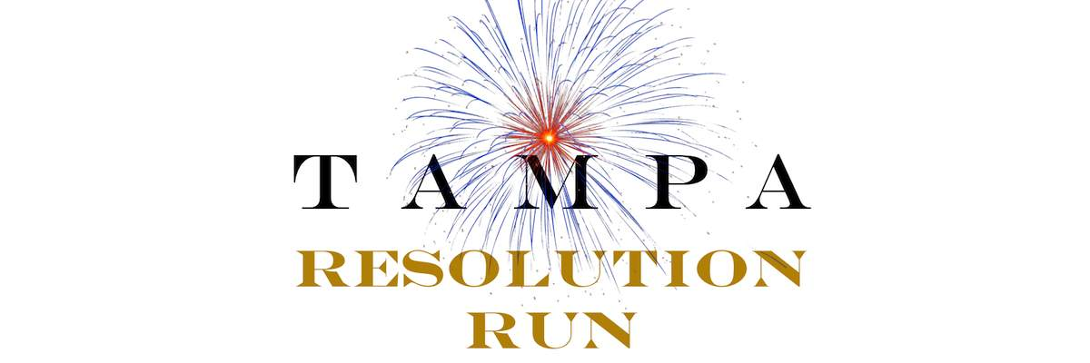 2nd Annual Tampa Resolution Run 5k and 10k Run 2019 Banner Image