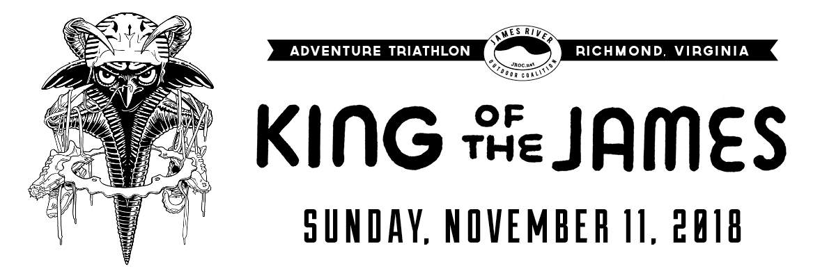 The King of the James Adventure Triathlon 2018 Banner Image