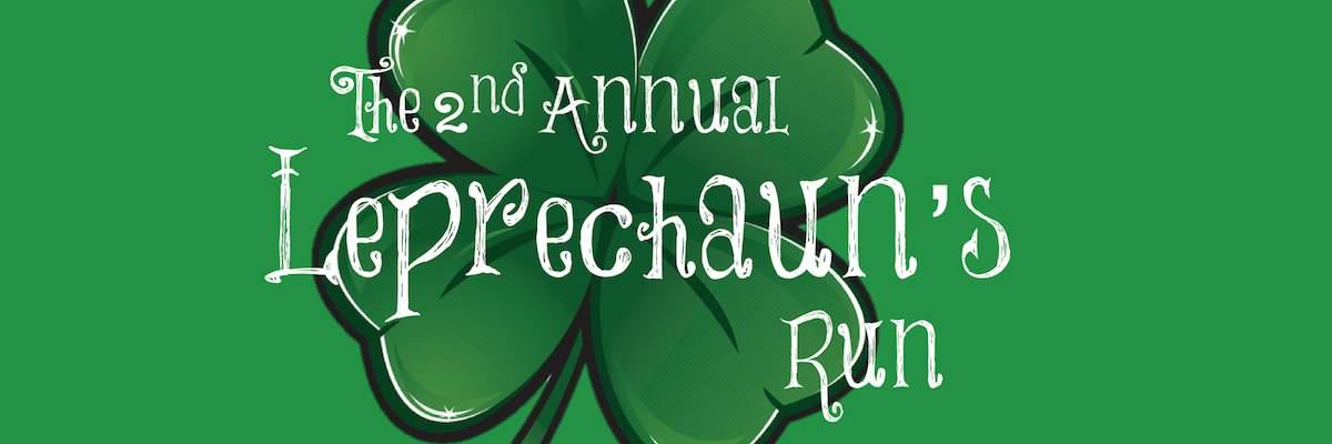 2nd Annual Leprechaun's 5k, 10k, Challenge, and Kid's Fun Run Banner Image