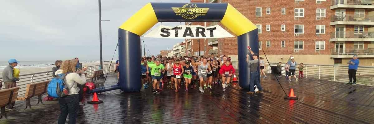 The Long Beach Jingle Bell 5K Run Banner Image
