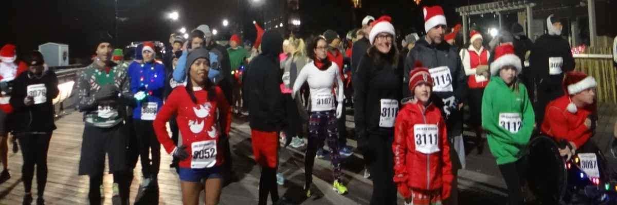 The Long Beach Jingle Bell 5K Run Banner Image