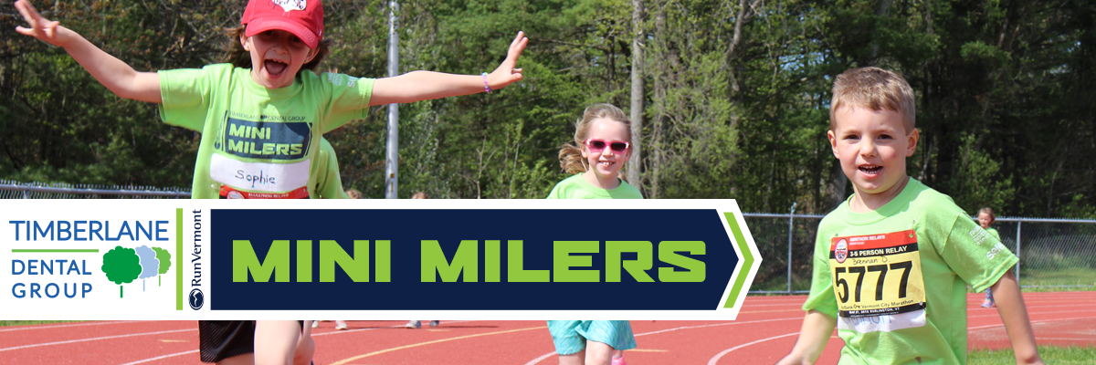 Mini Milers Banner Image