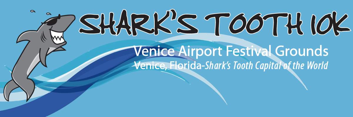 Shark's Tooth 10K Banner Image
