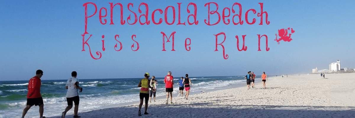 2nd Annual Pensacola Beach Kiss Me 5k and 10k Banner Image