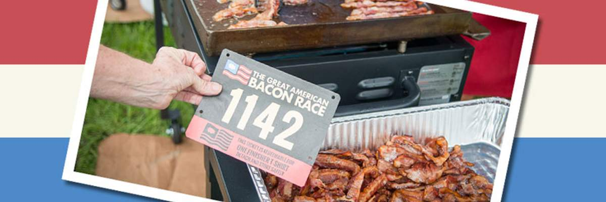 The Great American Bacon Race, South Florida: 2018 Banner Image