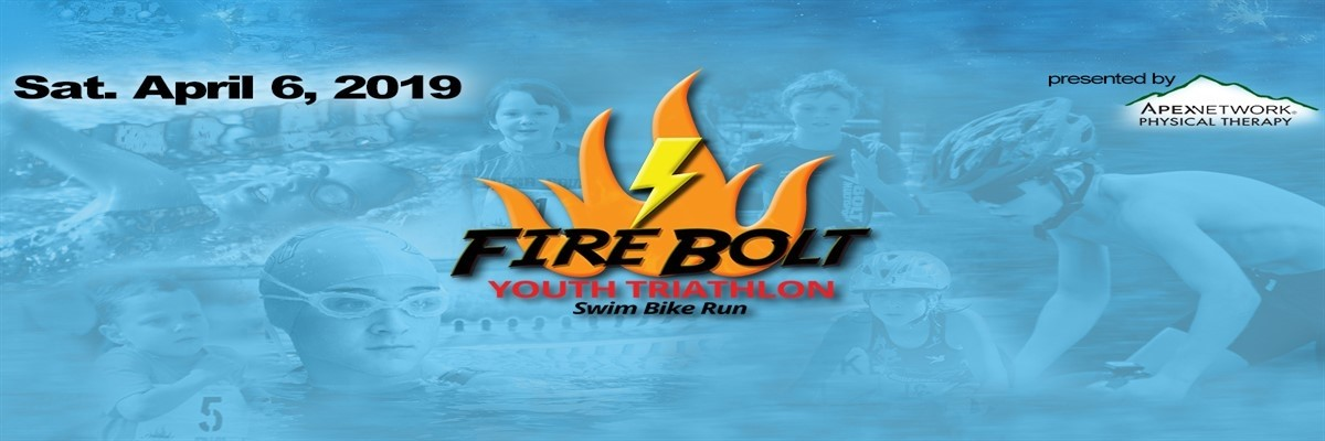 Firebolt Youth Triathlon Banner Image
