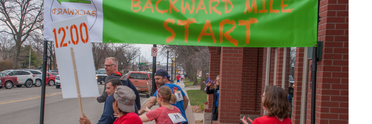 Backward Mile Banner Image