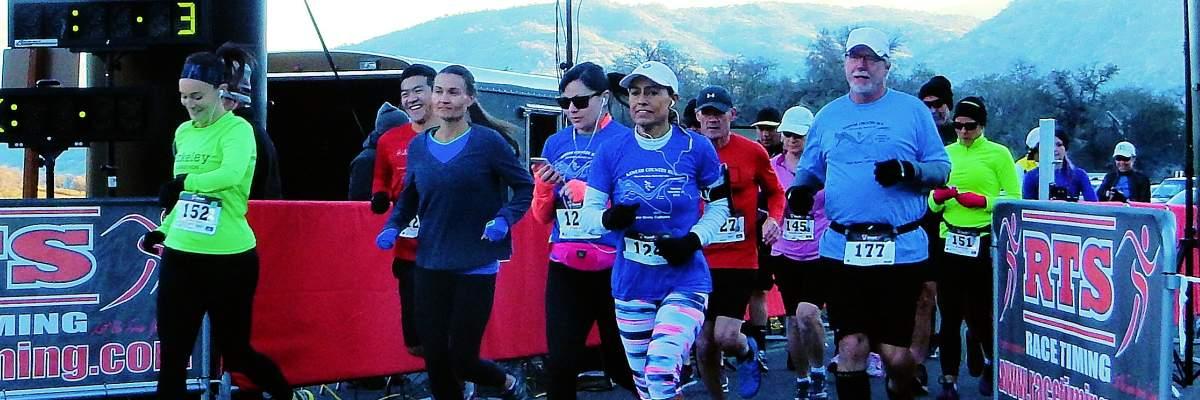 Kaweah Country Run Banner Image