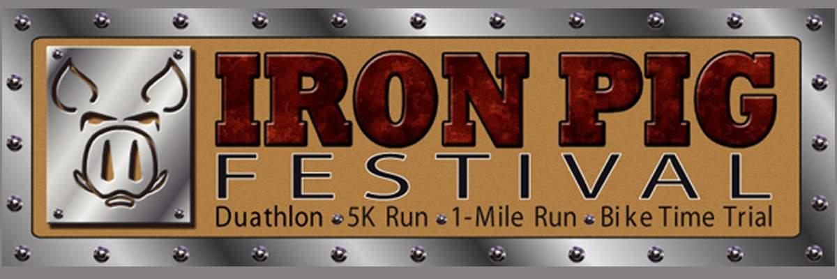 Iron Pig Festival Banner Image