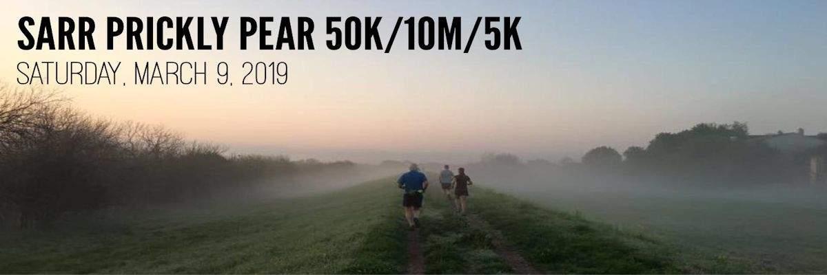 SARR Prickly Pear 50K/10M/5K Banner Image