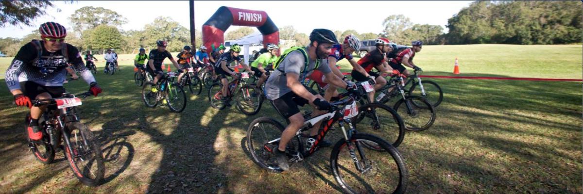 Acadiana Classic Mountain Bike Race