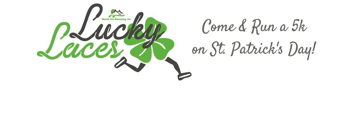 Lucky Laces 5k  Banner Image