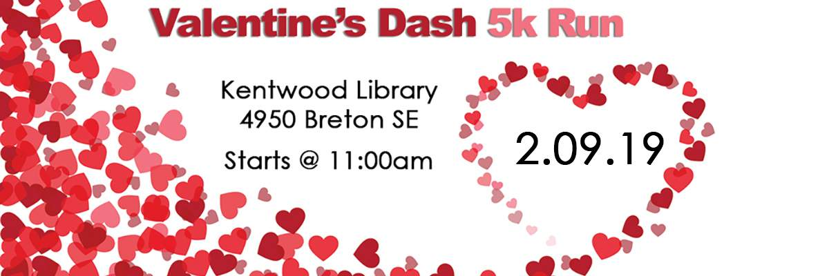 Valentine's Dash Banner Image
