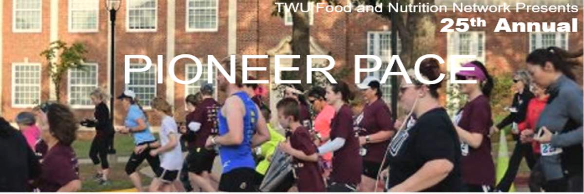 Pioneer Pace 5k Fun Run/Walk Banner Image