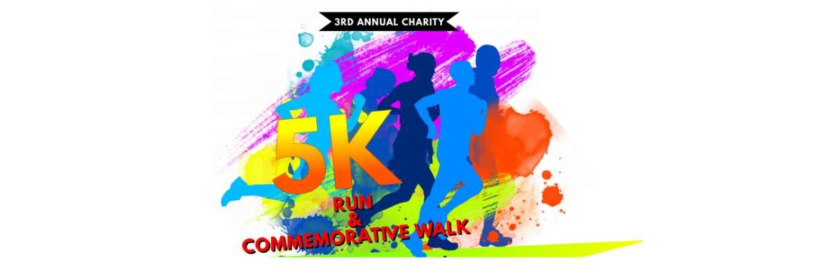 Walk/Run the Spectrum Banner Image