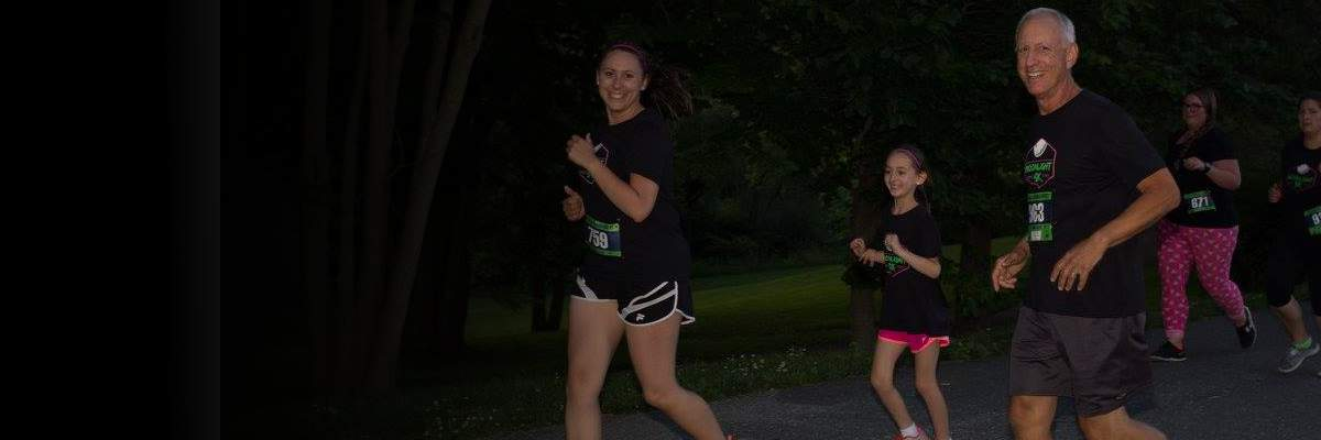 Moonlight 5K presented by Brooks Banner Image