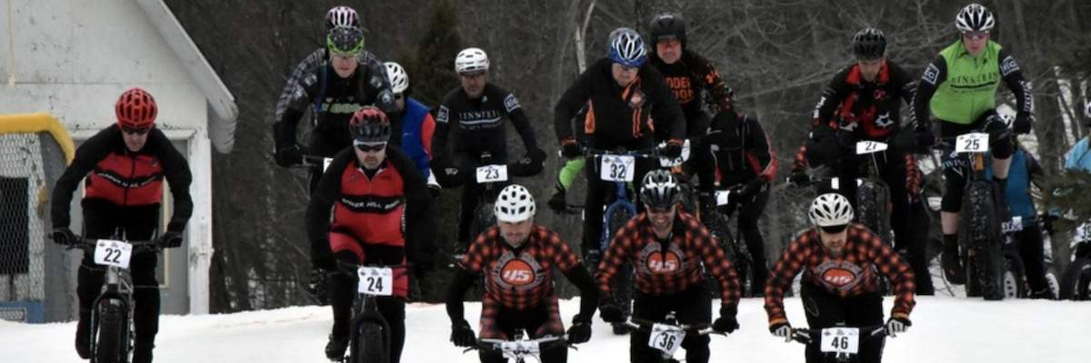 Dogman Challenge Fat Bike Race Banner Image