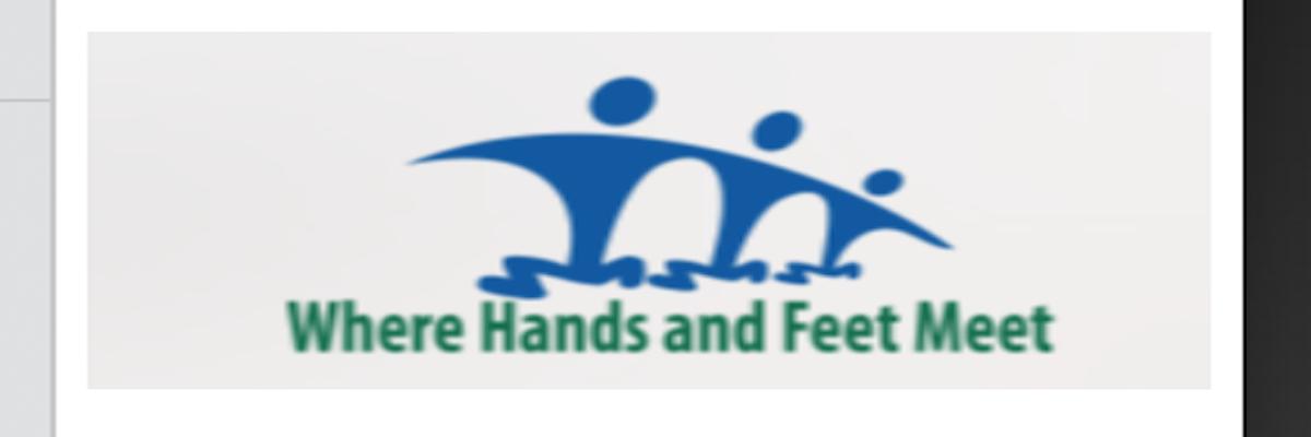 Where Hands and Feet Meet Banner Image