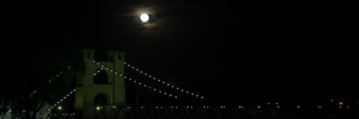 Howl at the Moon 5K Banner Image