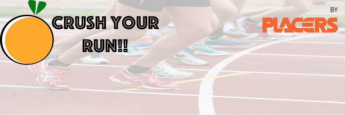 Crush your Run 5K presented by Placers Staffing Banner Image