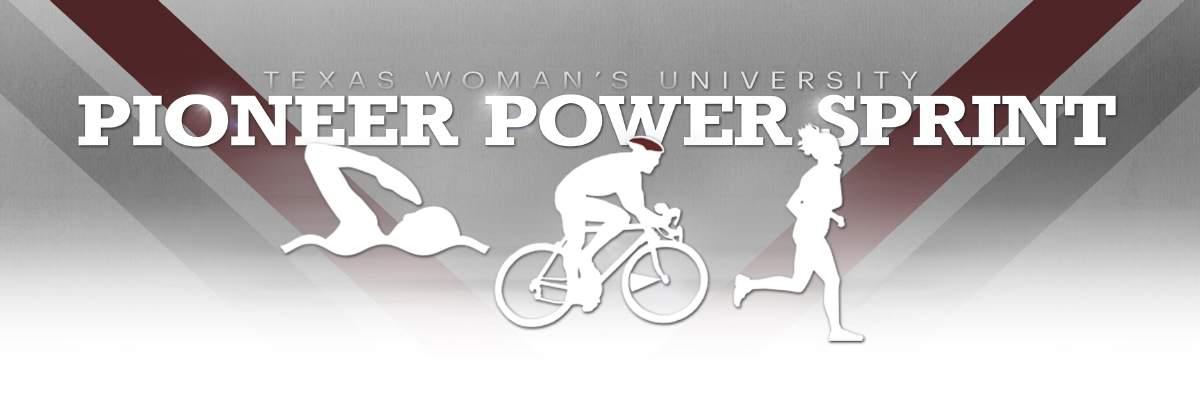 Pioneer Power Sprint Triathlon & 5k Banner Image