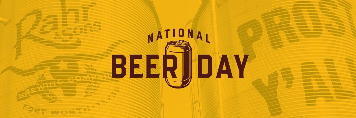 Rahr & Sons Oktoberfest 5K National Beer Day Social Run Banner Image