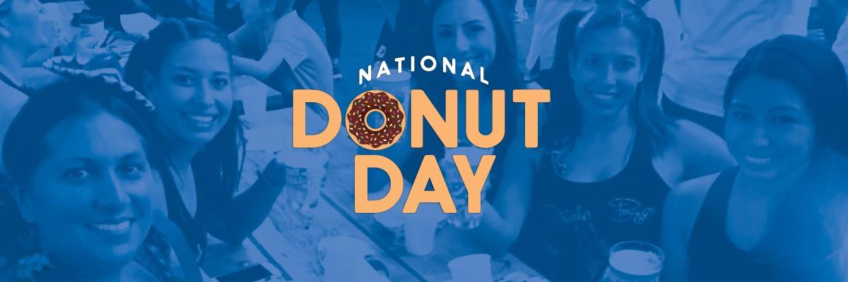 Rahr & Sons Oktoberfest 5K National Donut Day Social Run Banner Image