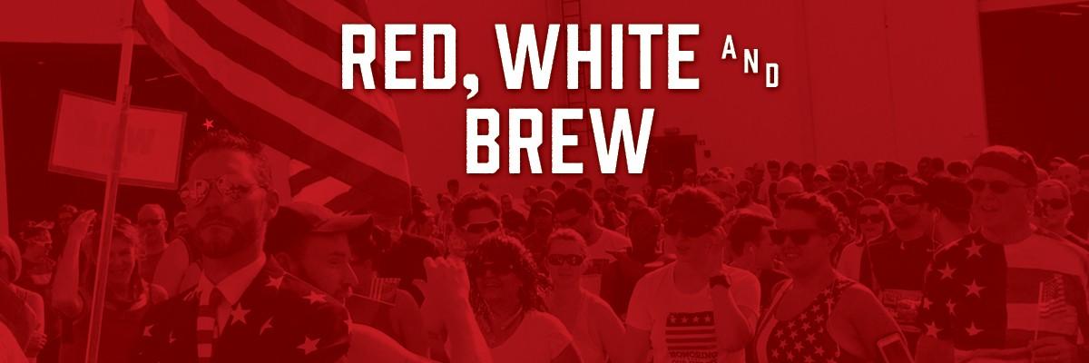 Rahr & Sons Oktoberfest 5K Red White & Brew Social Run Banner Image