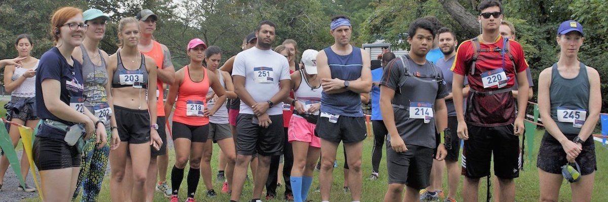 Rise Run Shine Running Festival Banner Image